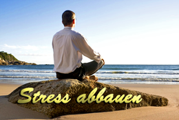 Stressabbau durch Meditation mit Meditationsmusik zum Download als MP3