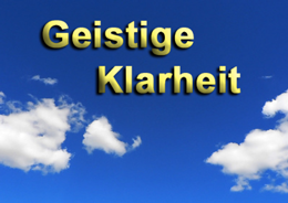 Geistige Klarheit durch Meditation mit Meditationsmusik zum Download als MP3